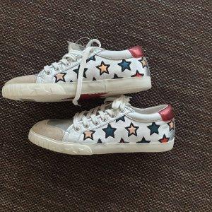 ASH Sneaker stringata bianco