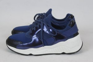 ASH Lace-Up Sneaker blue synthetic