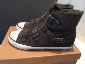 Ash Sneaker Virginy Graphite high Gr. 39 - Neu