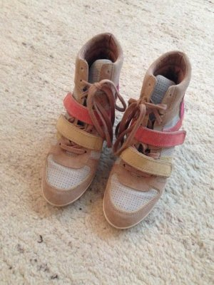 ASH Sneaker Wedges Multicolor