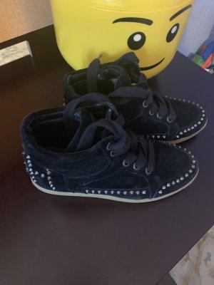 ASH Sneaker alta nero