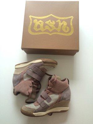 ASH Sneakerwedge/ High-Top-Sneaker