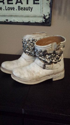 ASH Botas altas blanco