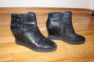 ASH Wedge Booties black