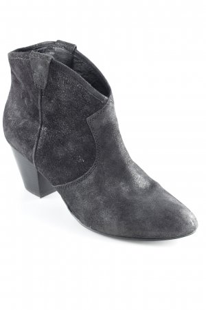 ASH Western Booties black country style