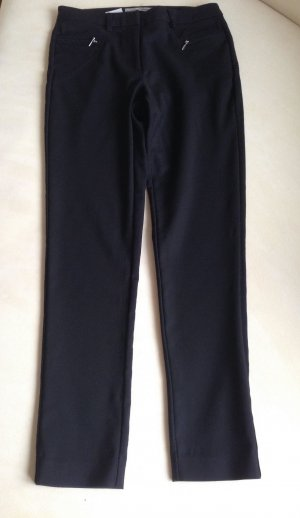 ashley brocke Designermode Damenhose schwarz Gr. 36 NEU!