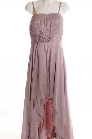 Ashley Brooke Avondjurk roze elegant