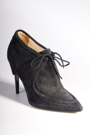 Ashley Brooke Ankleboots schwarz
