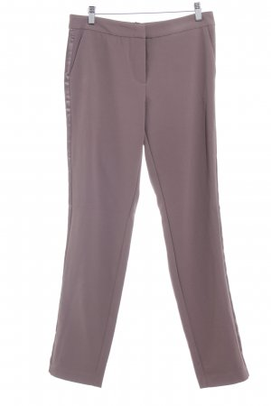 Ashley Brooke Pantalon de costume taupe style d'affaires