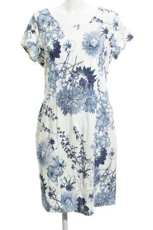 Ashley Brooke Falda estilo lápiz estampado floral elegante