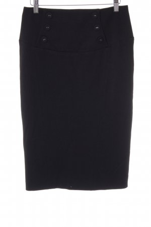 Ashley Brooke Pencil Skirt black casual look