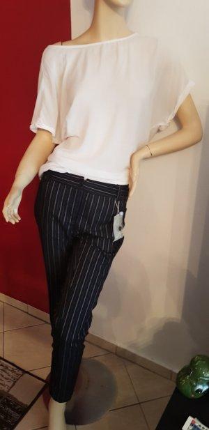 Ashley Brooke 7/8 Length Trousers black-rose-gold-coloured
