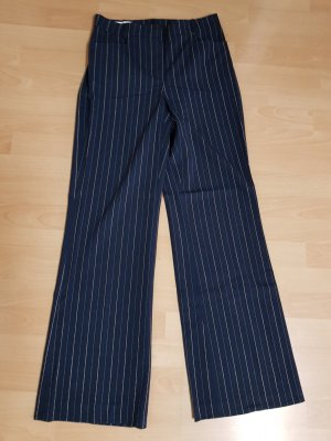 Ashley Brooke Stoffen broek donkerblauw