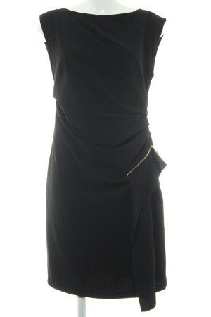 Ashley Brooke Abito aderente nero elegante
