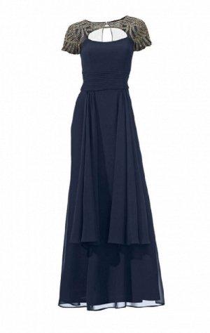 Dress dark blue