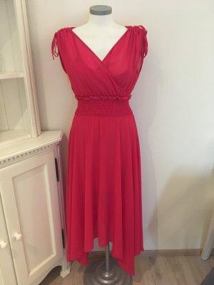Ashley Brooke Heine Kleid pink 36 S