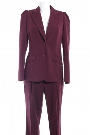 Ashley Brooke Trouser Suit bordeaux business style