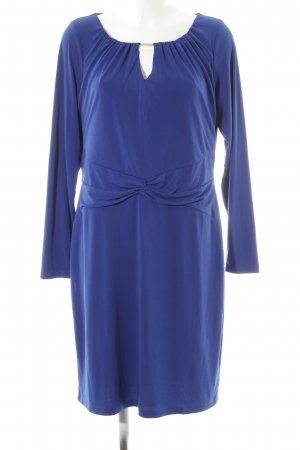 Ashley Brooke Abito jersey blu elegante