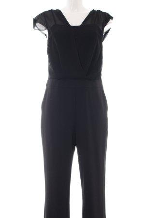 Ashley Brooke Jumpsuit zwart elegant