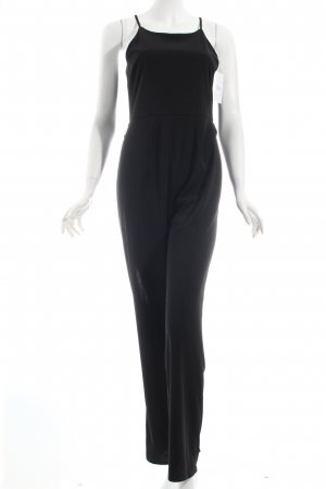 Ashley Brooke Jumpsuit schwarz Party-Look