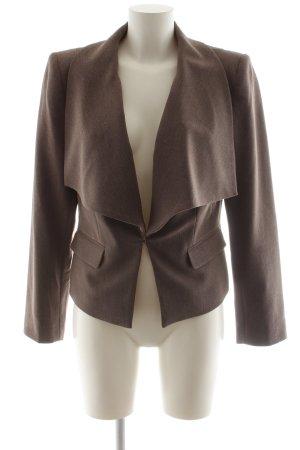 Ashley Brooke Korte blazer bruin casual uitstraling