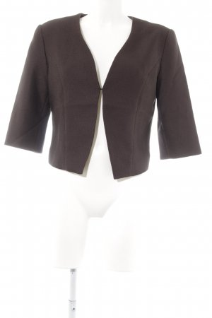 Ashley Brooke Kurz-Blazer schwarzbraun Elegant