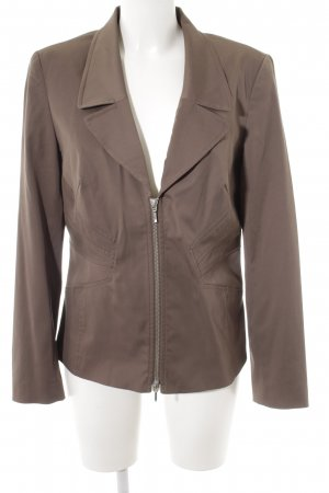 Ashley Brooke Kurzjacke graubraun Casual-Look
