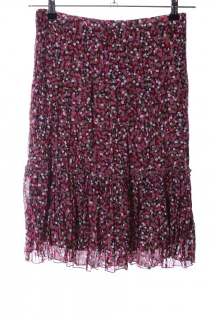 Ashley Brooke Midi Skirt allover print casual look