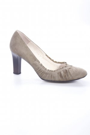 Ashley Brooke Pumps khaki