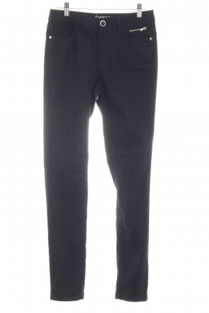 Ashley Brooke Slim Jeans schwarz Casual-Look