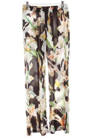 Ashley Brooke Stoffen broek volledige print elegant