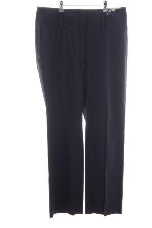 Ashley Brooke Stoffen broek zwart klassieke stijl