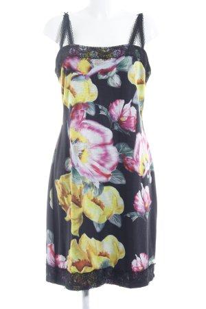 Ashley Brooke Trägerkleid Blumenmuster Casual-Look