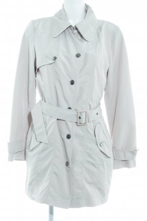 Ashley Brooke Trenchcoat licht beige casual uitstraling