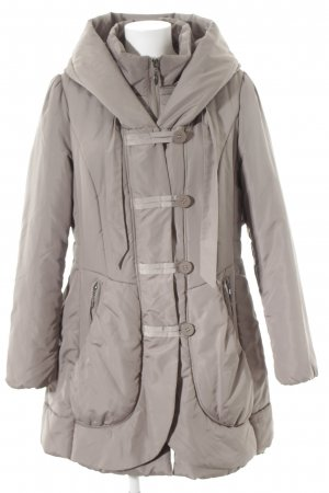 Ashley Brooke Winterjacke graubraun Casual-Look
