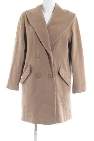 Ashley Brooke Cappotto in lana multicolore elegante