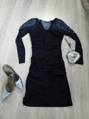 Ashley Brooks events Kleid mit Pailletten