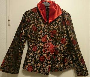Asia Jacke / Bluse aus Shanghai Gr. M - reduziert!