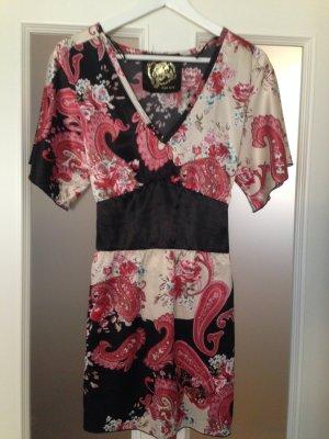 Asia-Print Kleid von Ringspun