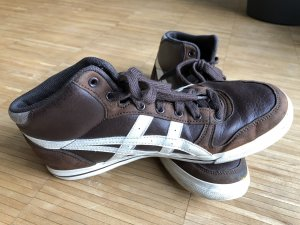 Asics High Top Sneaker brown