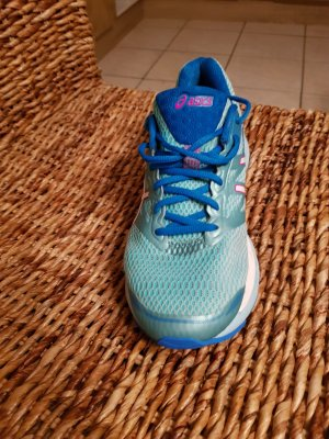Asics High Top Sneaker turquoise