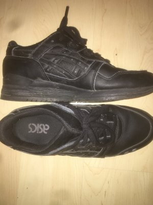 Asics Lace-Up Sneaker black