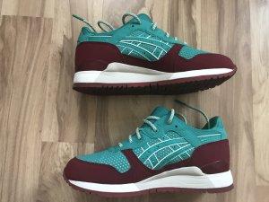 Asics Gel Lyte 3 III spectra green Größe 38,5 deadstock neu Sneaker Schuhe