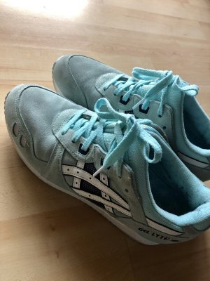 Asics Lace-Up Sneaker turquoise