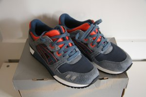 Asics Gel-Lyte III Navy/Orange