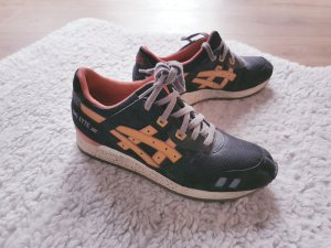 Asics Lace-Up Sneaker multicolored leather