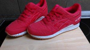 Asics Gel Sneaker Gr. 38,5 rot