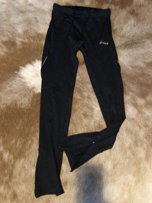 Asics pantalonera negro