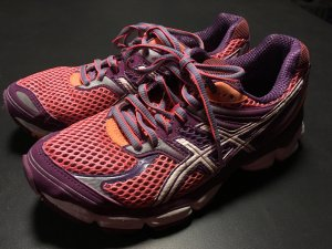 Asics Sneakers multicolored