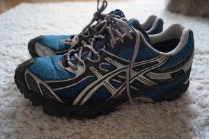 Asics Laufschuhe Gr.42.5 blau Running